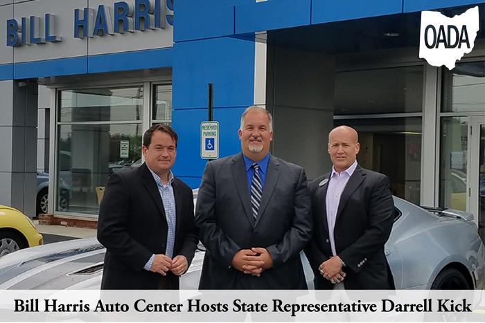 Bill Harris Auto Center- Darrell Kick