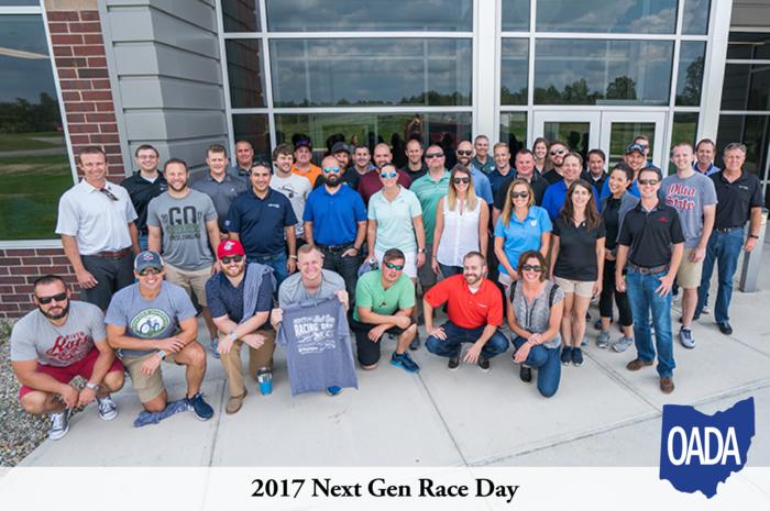 Next Gen Raceday 2017