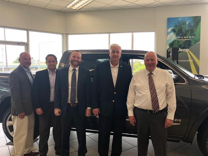 ... Chrysler Dodge Jeep Ram. Northgate CDJR Lou Terhar 2018