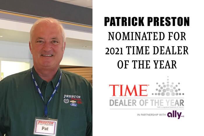 Patrick Preston Doy